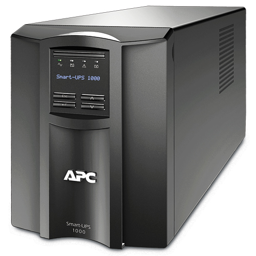 APC Smart-UPS 1000VA LCD 230V-SMT1000I