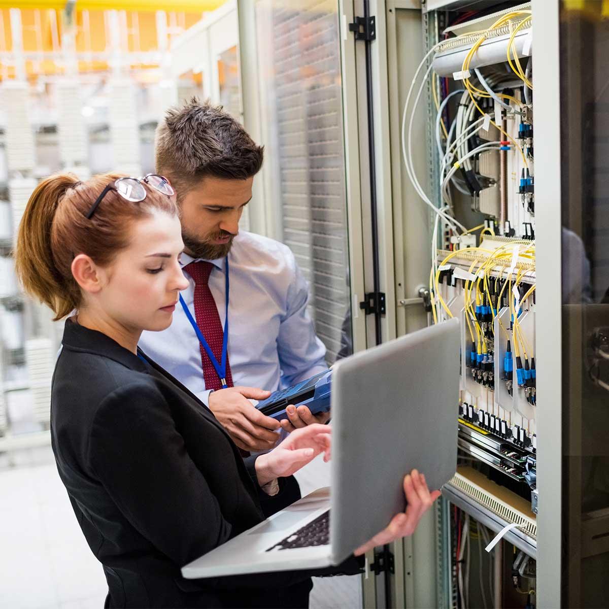 Data Center UPS Solution Distributor